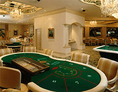 Baccarat cheating